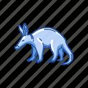aardvark, african ant bear, animal, anteater, earth pig, mammal