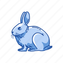 animal, bunny, easter bunny, hare, jack rabbit, mammal, rabbit