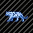 animal, cat, feline, largest cat, mammal, panther, tiger