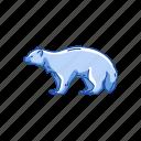 animal, carcajou, gulo gulo, mammal, skunk bear, wolverine