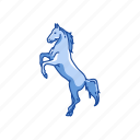 animal, dray horse, horse, mammal, mare, ponny, stallion