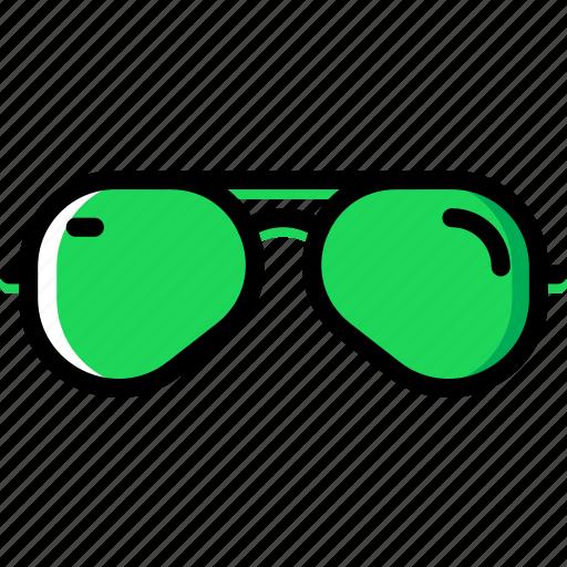 Fashion, sunglasses, accessories, man icon - Download