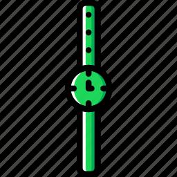 accessories, fashion, man, watch icon