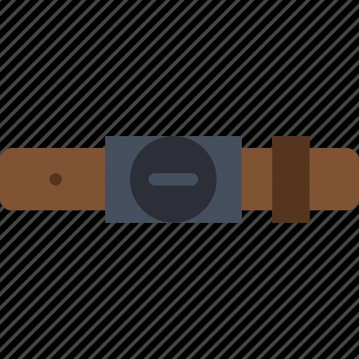 Belt, fashion, accessories, man icon