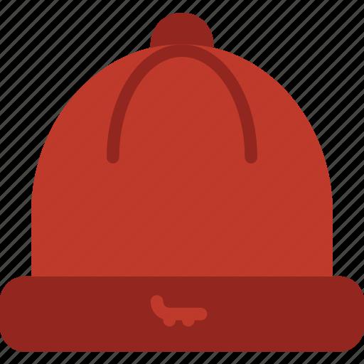 Cap, fashion, winter, man, accessories icon