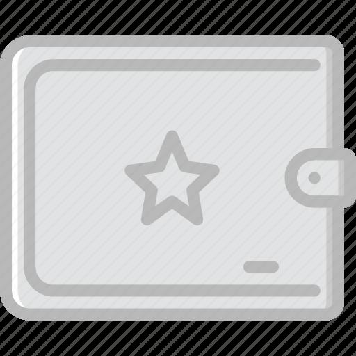 Wallet, fashion, accessories, man icon - Download