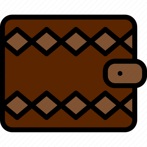 accessories, fashion, man, wallet icon