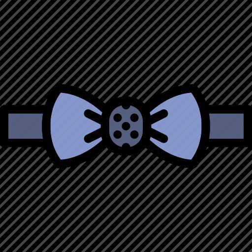 accessories, bow, fashion, man, tie icon