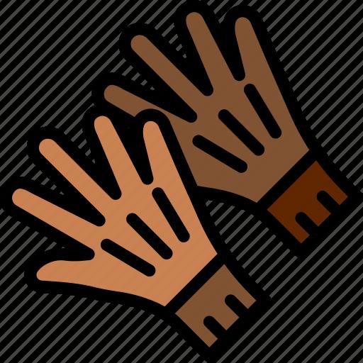 Accessories, fashion, gloves, man icon - Download on Iconfinder