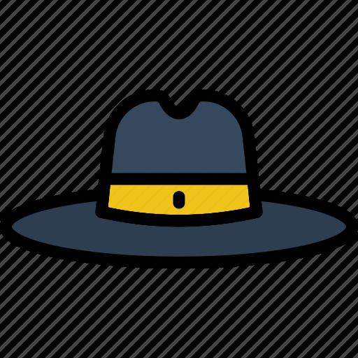 Cowboy, fashion, hat, accessories, man icon