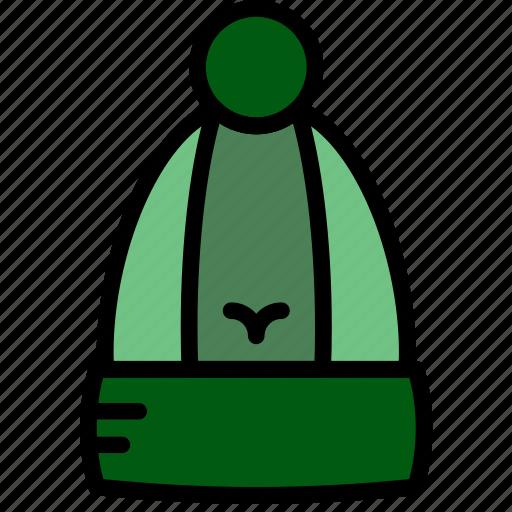 Cap, fashion, winter, man, accessories icon - Download