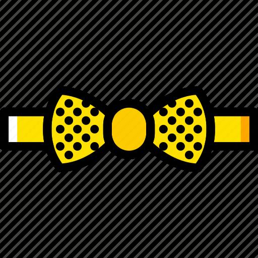 Accessories, bow, fashion, man, tie icon - Download on Iconfinder
