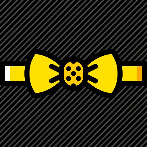 Tie, fashion, accessories, bow, man icon