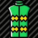 clothes, vest, fashion, man