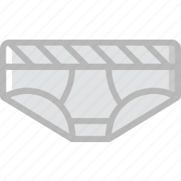 clothes, fashion, man, underwear icon
