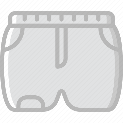clothes, fashion, man, shorts icon