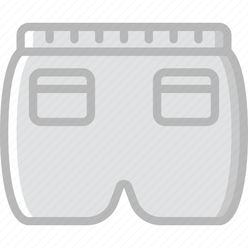 Clothes, fashion, man, shorts icon - Download on Iconfinder