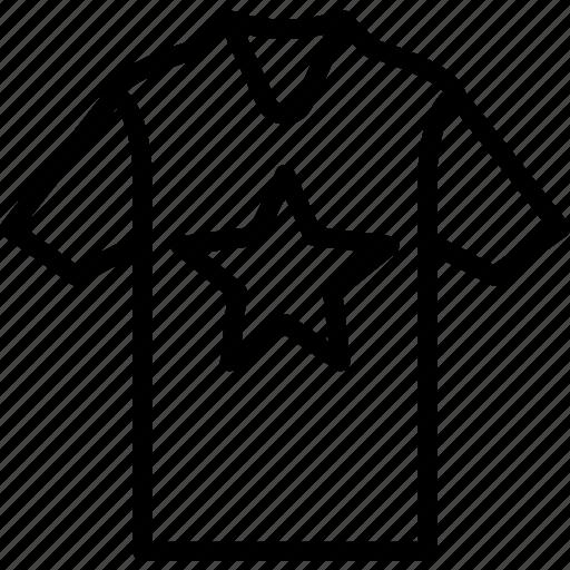 Clothes, fashion, t, man, shirt icon