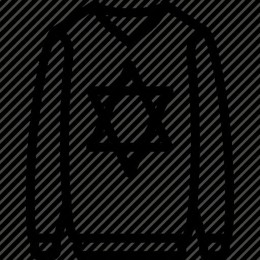 clothes, fashion, man, sweater icon