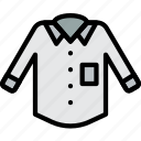 clothes, fashion, man, shirt icon