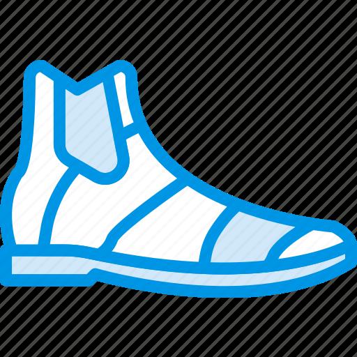 boots, fashion, footwear, man icon