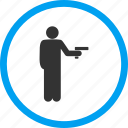 crime, criminal, forcing, mafia, robbery, thief, violation icon