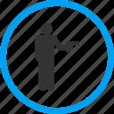 crime, criminal, forcing, mafia, robbery, thief, violation icon