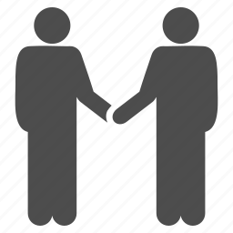 agreement, business, contract, deal, handshake, meeting, trade icon