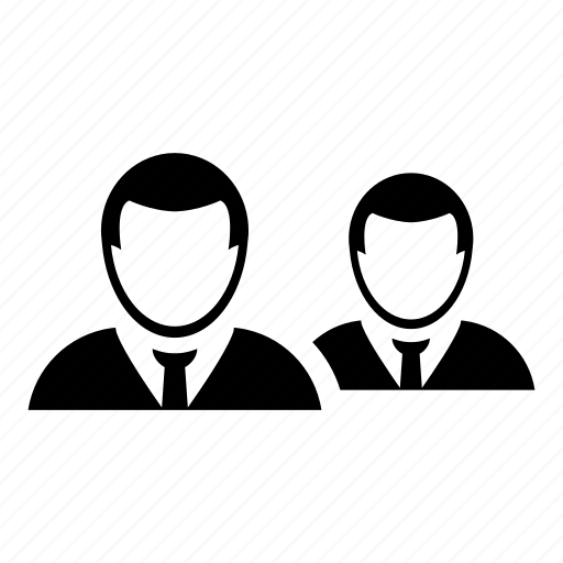 business, group, men, people, person, team, users icon