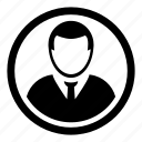 avatar, business, human, man, person, profile