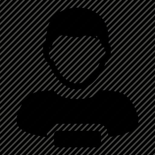 account, delete, man, person, profile, remove, user icon