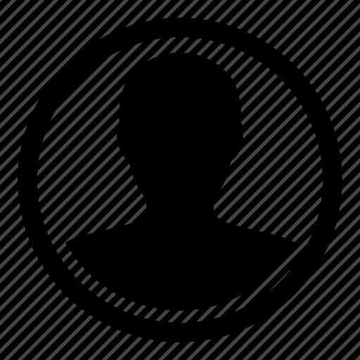 avatar, human, people, person, profile, user icon