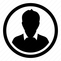 admin, avatar, human, man, person, profile, user icon