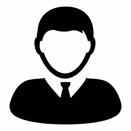 avatar, business, human, man, person, profile, user icon