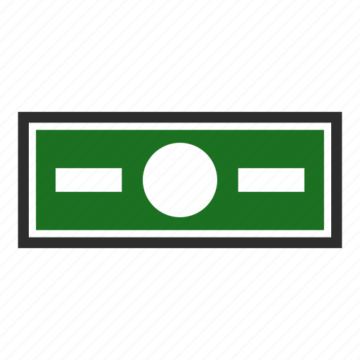 bill, business, cash, dollar, finance, money, payment icon