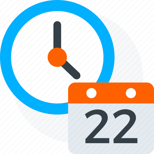 calendar, clock, date, events, month, schedule, time icon icon