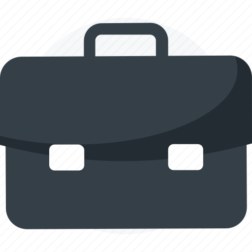 bag, brief-case, briefcase, business, business briefcase, case, office icon icon