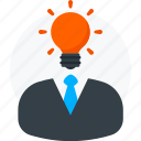 bulb, energy, idea, innovate, innovation, light icon icon