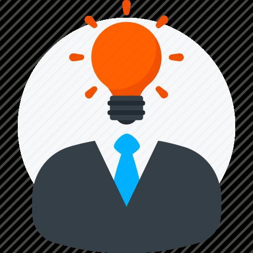 bulb, energy, idea, innovate, innovation, light icon icon
