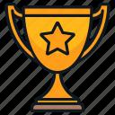 award, champion, reward, trophy, win icon