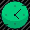 clock, pass, speed, time, turnaround icon