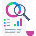 analysis, analytics, business, chart, graph icon