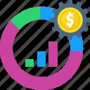 accounting, analysis, analytics, graph, money management