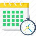 clock, management, schedule, time, timer