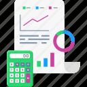 budget, business, calculation, finance, graph, report