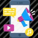 communication, media, mobile marketing, share, social