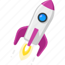astronomy, business, rocket, space, spaceship, startup