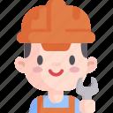 building, construction, equipment, repair, worker