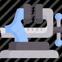 press, push, tools, vise