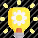 creative, energy, idea, light